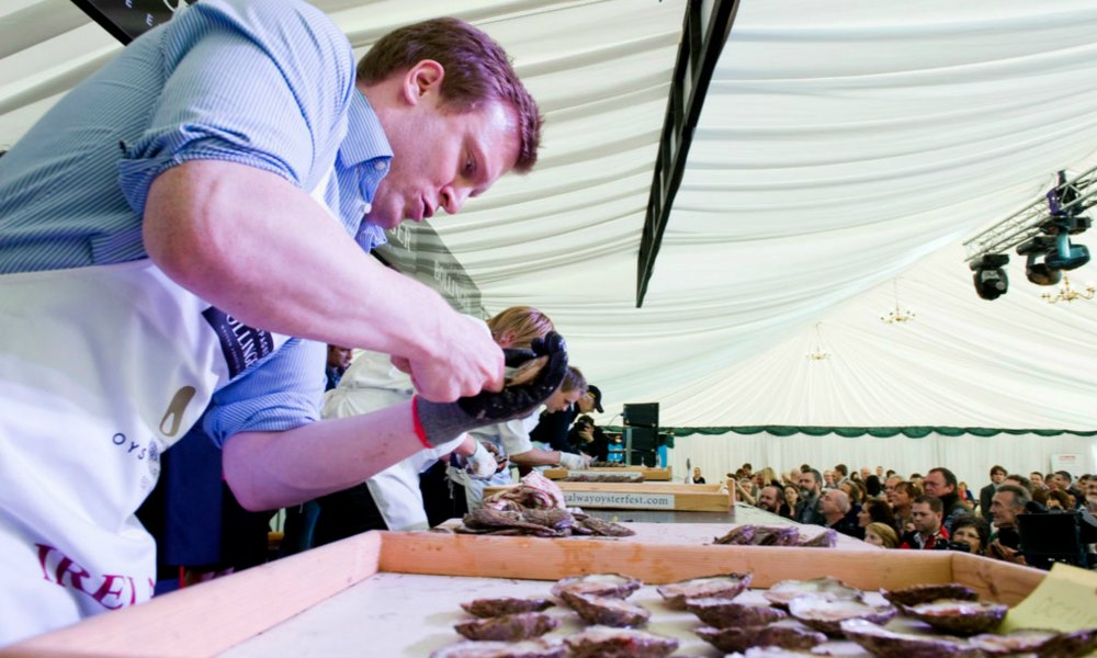 Festivals Galway - Oyster Festivals Galway
