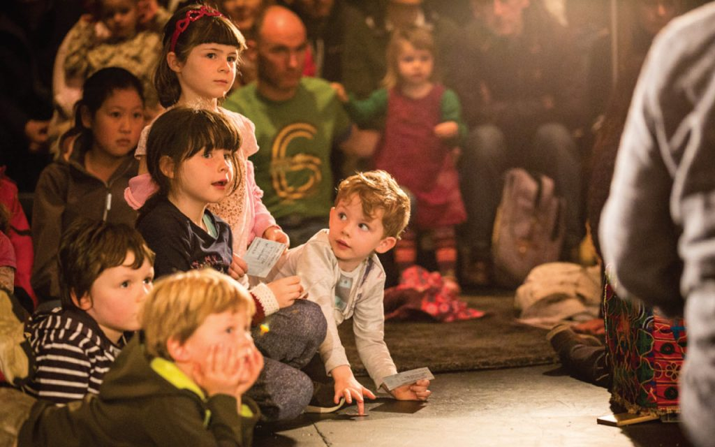 Festivals Galway, Baboro Childrens Festival, Autumn Events