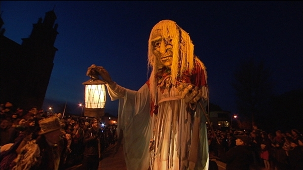 Festivals Galway, Halloween Parade, Macnas Parade Galway