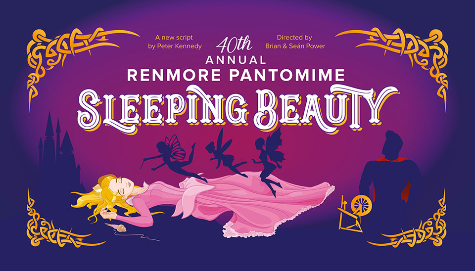 Renmore Panto Sleeping Beauty Town Hall Theatre Galway