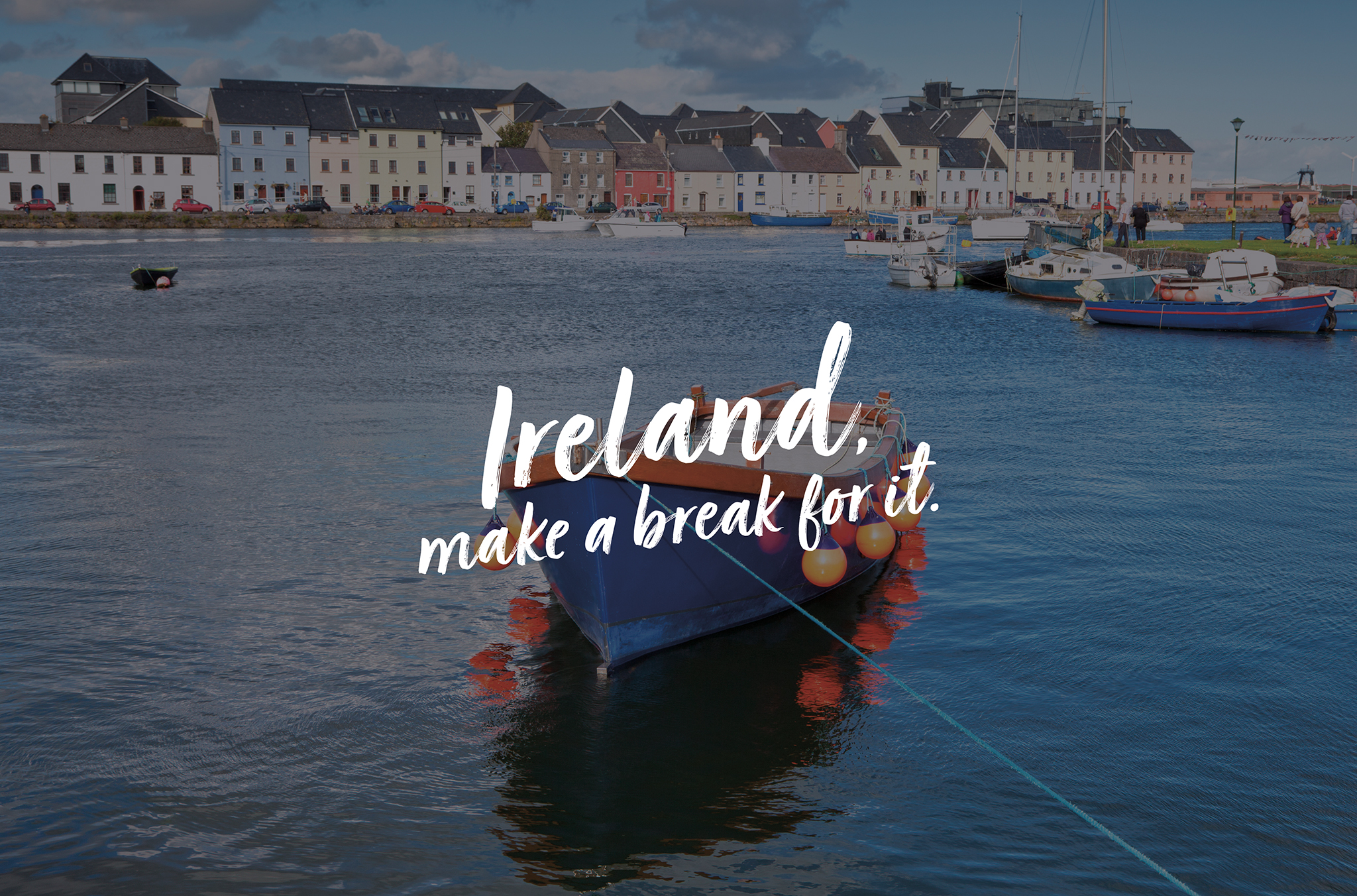 Make a break for Galway this Autumn