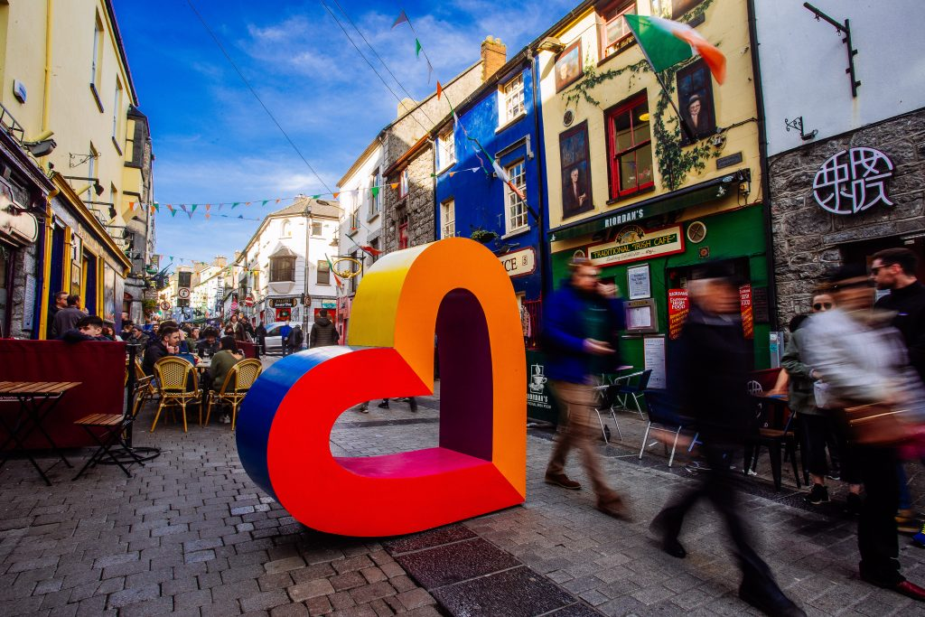 Galway 2020 European Capital of Culture 2020