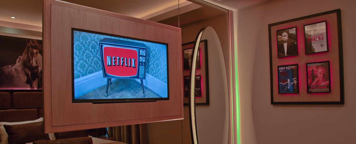 Hotel with Netflix in Ireland